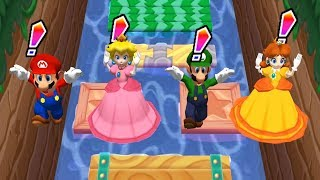 Mario Party 6 - All Minigames