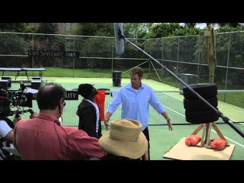 Get Hard: Complete Behind The Scenes Movie Broll - Will Ferrell, Kevin Hart