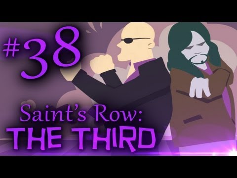 "Saints Row: The Third Co-op Failing w/ Danz & Kootra Ep. 38 ""Under Attack!"""