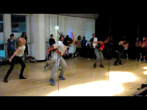 Kevin Cossom - Baby I Like It Choreography by: Dejan Tubic & Matt Tayao