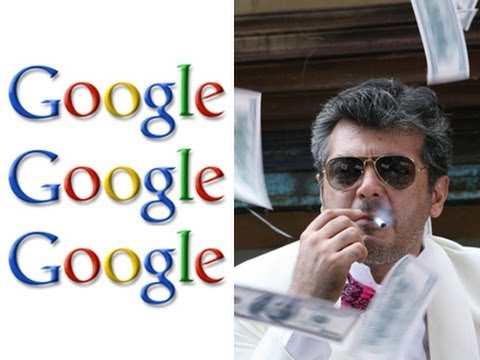 Mankatha, the only Tamil film in Google's List