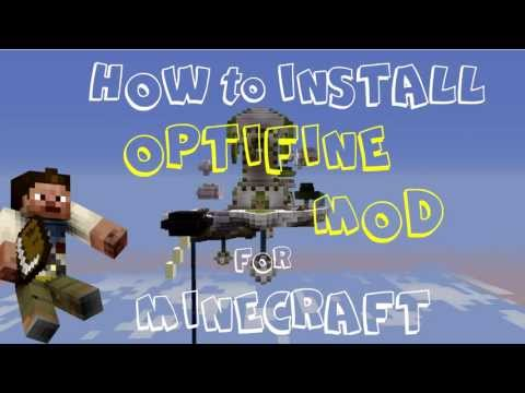 ★ How to to install Optifine Mod for minecraft 1.5.2
