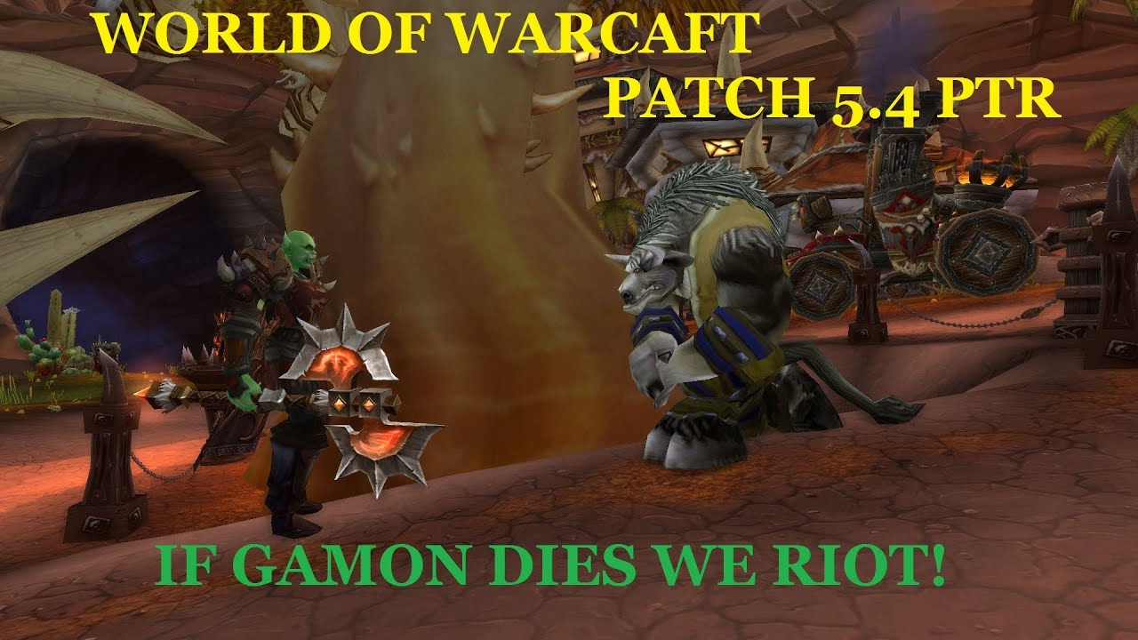 World of Warcraft patch 2 4 0  sexy tube