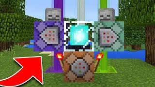 5 SECRET Command Block TRICKS in Minecraft! (Pocket Edition, Xbox, PC)