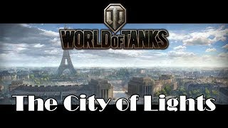 World of Tanks - The City of Lights