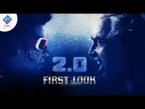 Robo 2.0 first look teaser Fanmade | Enthiran 2Point0 First Look  | Rajinikanth | Akshay Kumar