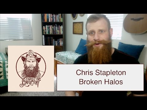 Chris Stapleton - Broken Halos | Reaction