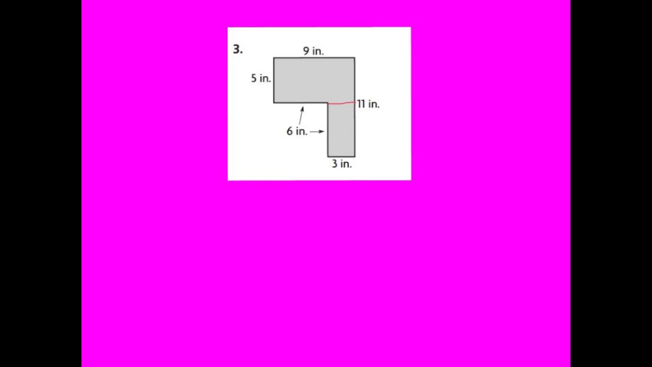 Area and perimeter rectangles worksheet tes