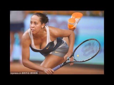 MADISON KEYS | SEXY WTA WOMEN TENNIS PLAYER