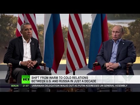 Next Cold War? Russia, US relations chill during Obama administration