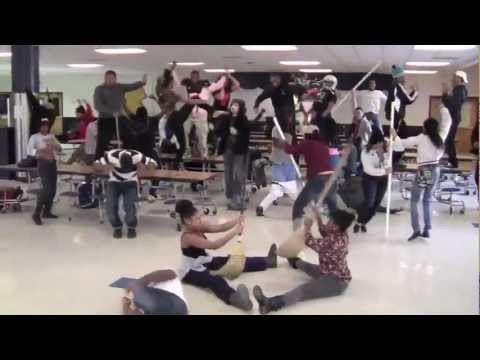Best Harlem Shake Video: Hillside High School, Durham NC