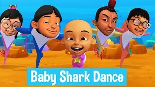 download lagu Baby Shark Dance Parody Lucu Upin Ipin gratis