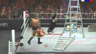 Game   WWE Smackdown vs. Raw 2011 Jeff Hardy vs. Rey Mysterio vs. Sin Cara   WWE Smackdown vs. Raw 2011 Jeff Hardy vs. Rey Mysterio vs. Sin Cara