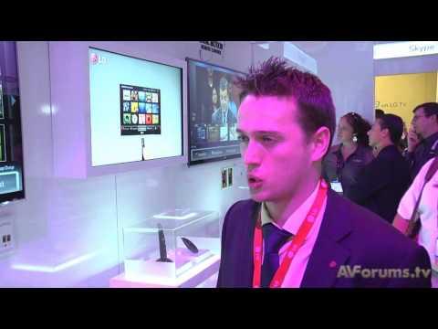 CES 2010 - LG Magic Remote
