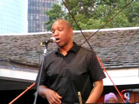 Sly Stone Tribute feat. Vernon Reid&Dean Bowman, Time, Castle Clinton, NYC 7-16-09