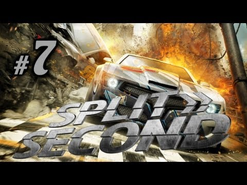 Split Second gameplay часть 7.