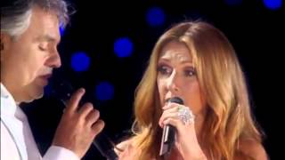 Céline Dion   Andrea Bocelli   The Prayer Live NYC Central Park 2011 720p HD  AMAZING    YouTube
