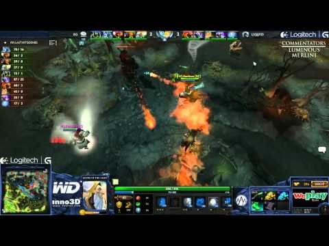 EG vs Team Liquid (Weplay) 3