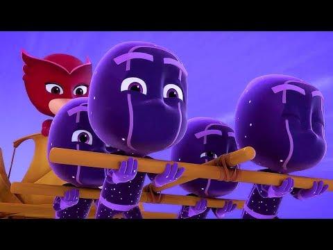 Герои в масках - Алетт и алеттины - мультики для детей