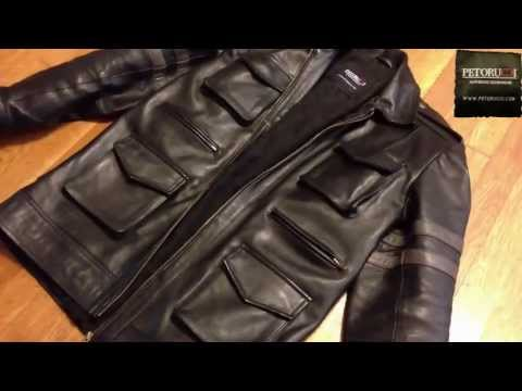 Leon Kennedy leather jacket. BlingSoul. Review.