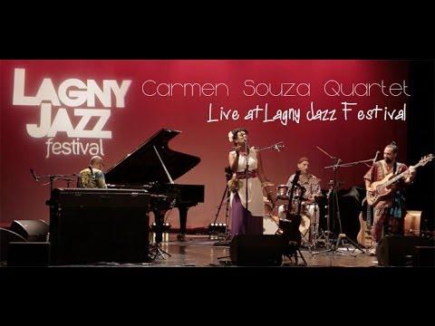 Carmen Souza   Live at Lagny Jazz Festival   Full concert   2013