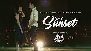 Download Lagu Agatha Chelsea Ft. Maxime Bouttier - Sunset (OST. Meet Me After Sunset) Gratis STAFABAND