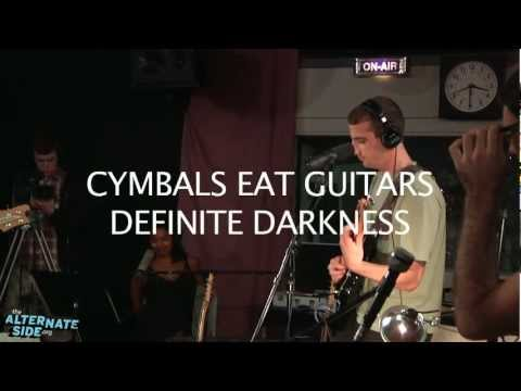 Cymbals Eat Guitars - Definite Darkness (Live @ WFUV)