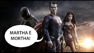 BATMAN v SUPERMAN v SYNERGO