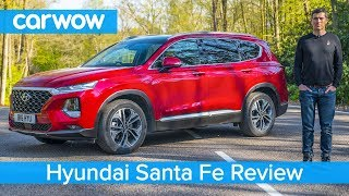 Hyundai Santa Fe SUV 2020 in-depth review | carwow Reviews