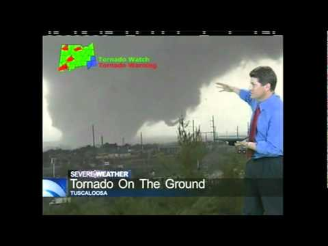 April 27 2011 Weather Coverage