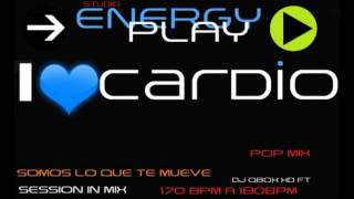 I LOVE CARDIO ENERGY PLAY DJ QBOX XD FT