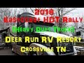 2018 East Coast HDT Rally - Deer Run RV Resort Crossville, TN