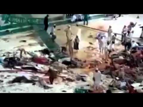 Scores killed in crane crash in Mecca (Graphic)