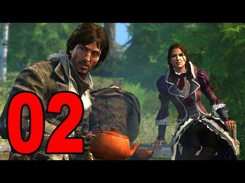 Assassin's Creed: Rogue - Part 2 - Assassin Training (Let's Play / Walkthrough / Gameplay)