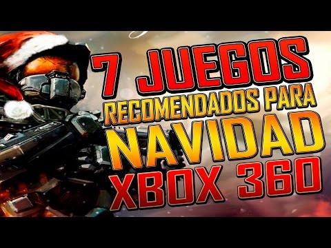 7 juegos recomendados para navidad xbox 360 - 2015