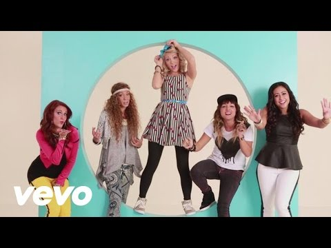 1 Girl Nation - While Were Young