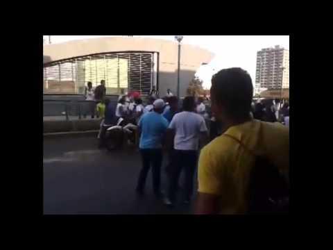 Incidentes en Venezuela. Muerte de la Miss Carabobo 2013 Génesis Carmona.