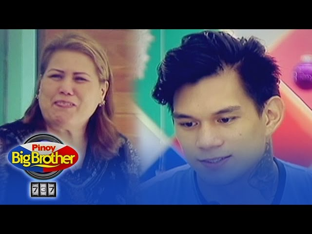 PBB 737 Update: Zeus meets his mom