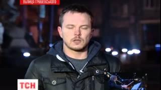 Журналісти ТСН три місяці щоночі чергували на Майдані Незалежності - : 2:08 - (видео)