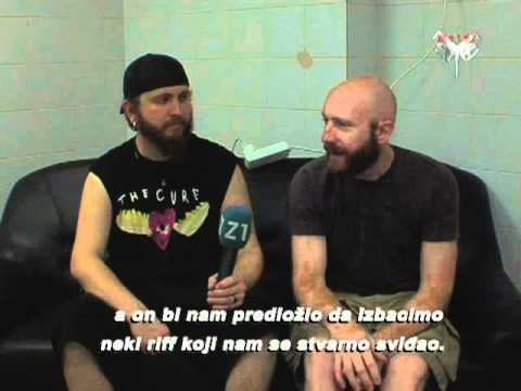 KILLSWITCH ENGAGE INTERVIEW - METAL EYE Z1TV