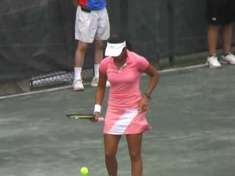 Indian Tennis Player Sunitha Rao
