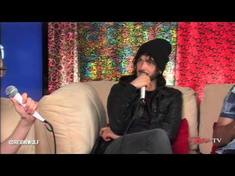 TheRave.TV Backstage Interview with Reignwolf