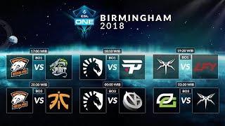 (0 MB) Optic Gaming VS Mineski (BO3)  - ESL Birmingham 2018, Group Stage Day 1 Mp3