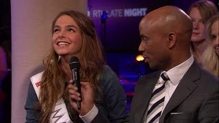 Miss Nederlandverkiezing - RTL LATE NIGHT