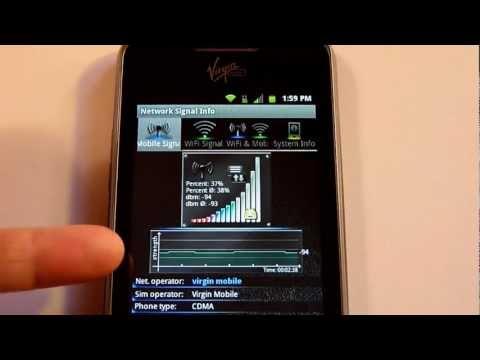 LG Optimus Elite - Virgin Mobile (full review)