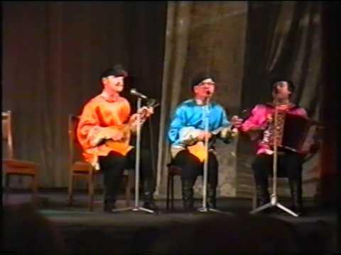 Тво��е�кий ве�е� �и�аила Рожкова в Я�о�лавле.1995 год. Теа�� им.Ф.�олклва.