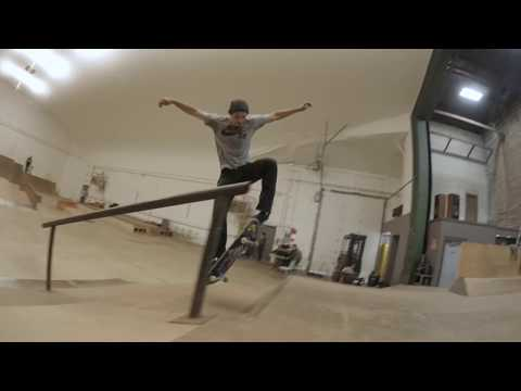 Marcus Sarsycki - Fargo Skateboarding Winter HD EDIT