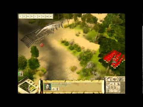 Lets Play: Praetorians! Mission 5: The Everlasting Frontier Part 1