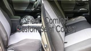 Project Tacoma: Seat Covers