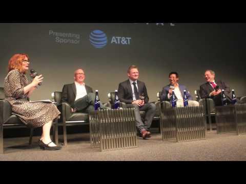 """Zero Days"" Panel Discussion With Alex Gibney"